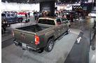 GMC Canyon, NAIAS 2014, Detroit Motor Show