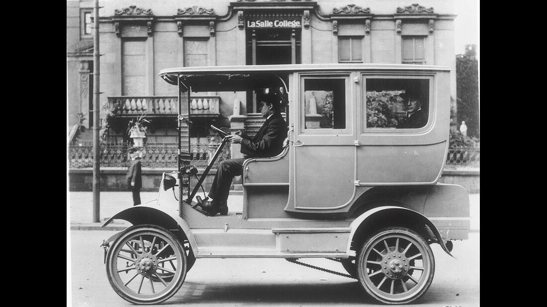 GMC Electric Taxi Bj.1902