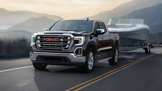 GMC Sierra 1500 2019 Pickup
