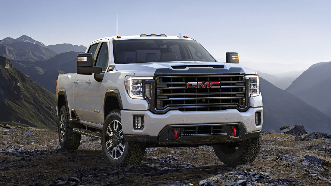 GMC Sierra HD (2020)