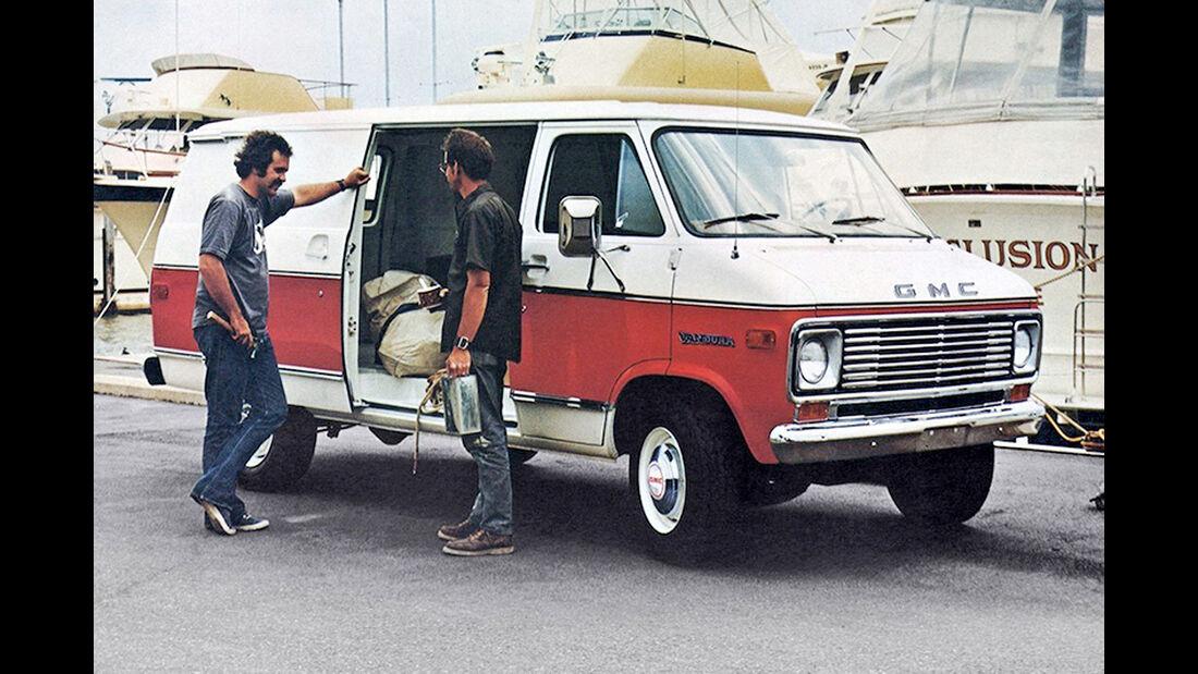 GMC Vandura 1976