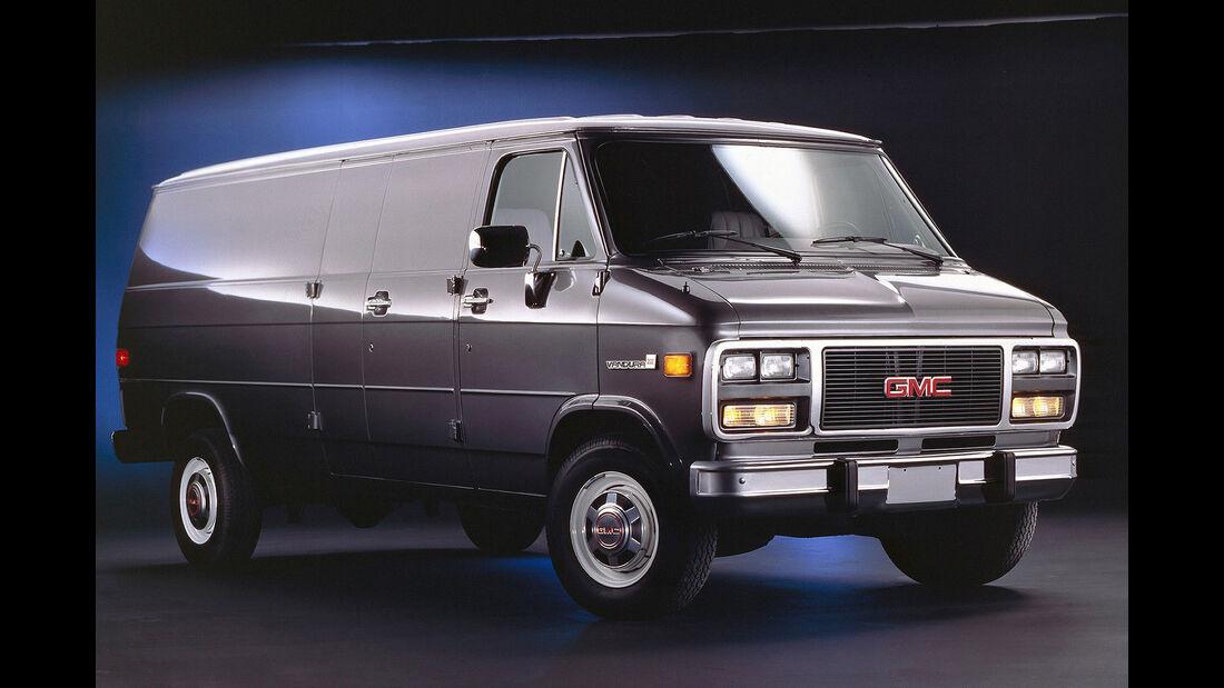 GMC Vandura 1992-1996