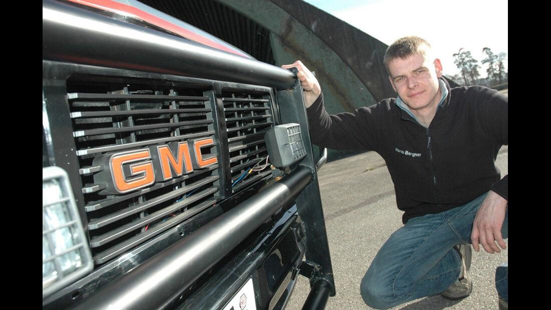 GMC Vandura: A-Team