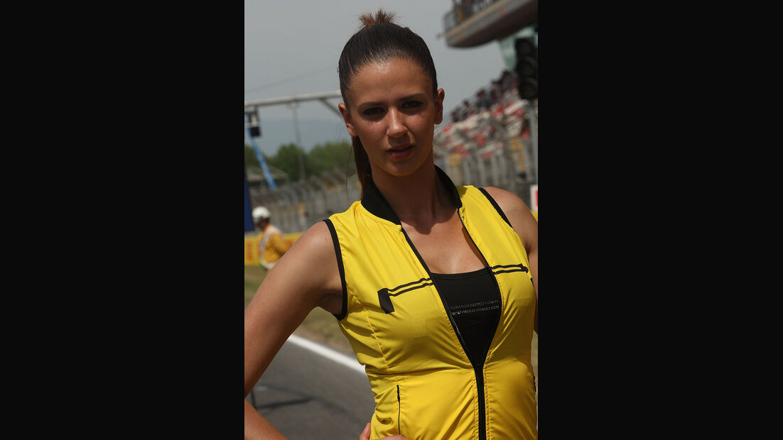 GP 2 - Girls - GP Spanien 2014 - Barcelona