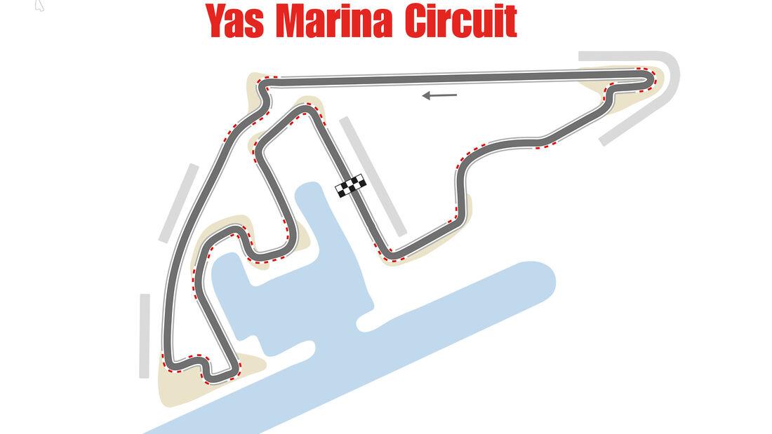 GP Abu Dhabi - Formel 1