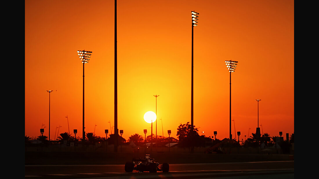 GP Abu Dhabi - Formel 1 - 23. November 2018
