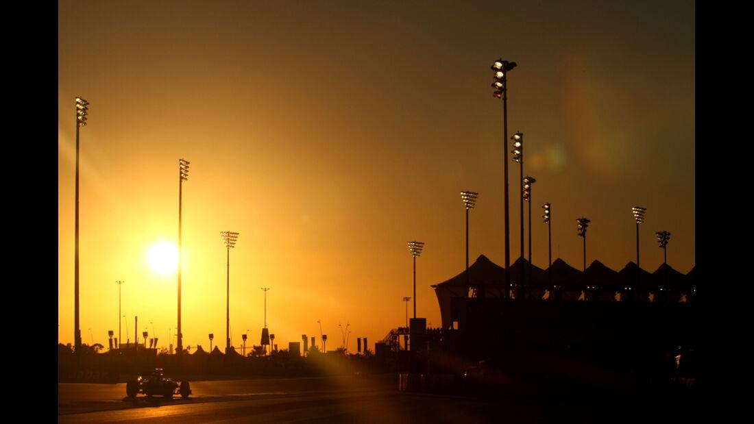 GP Abu Dhabi - Freies Training - 11. November 2011
