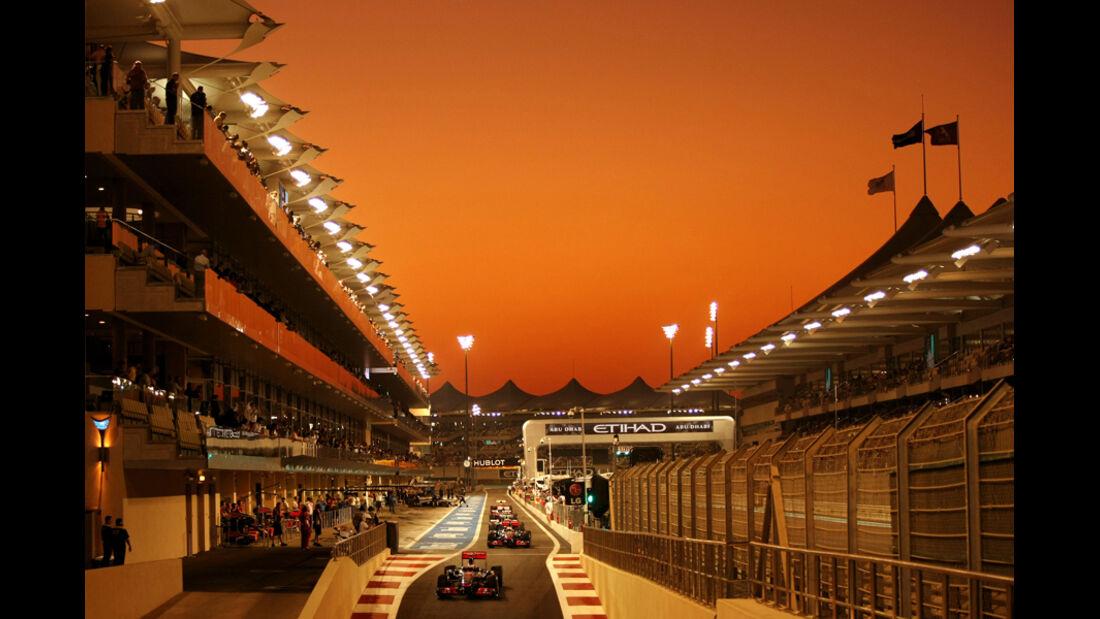 GP Abu Dhabi - Qualifying - 12.11.2011