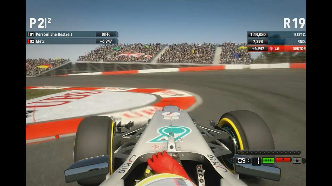 GP Austin Oboard Screenshot F1 2012