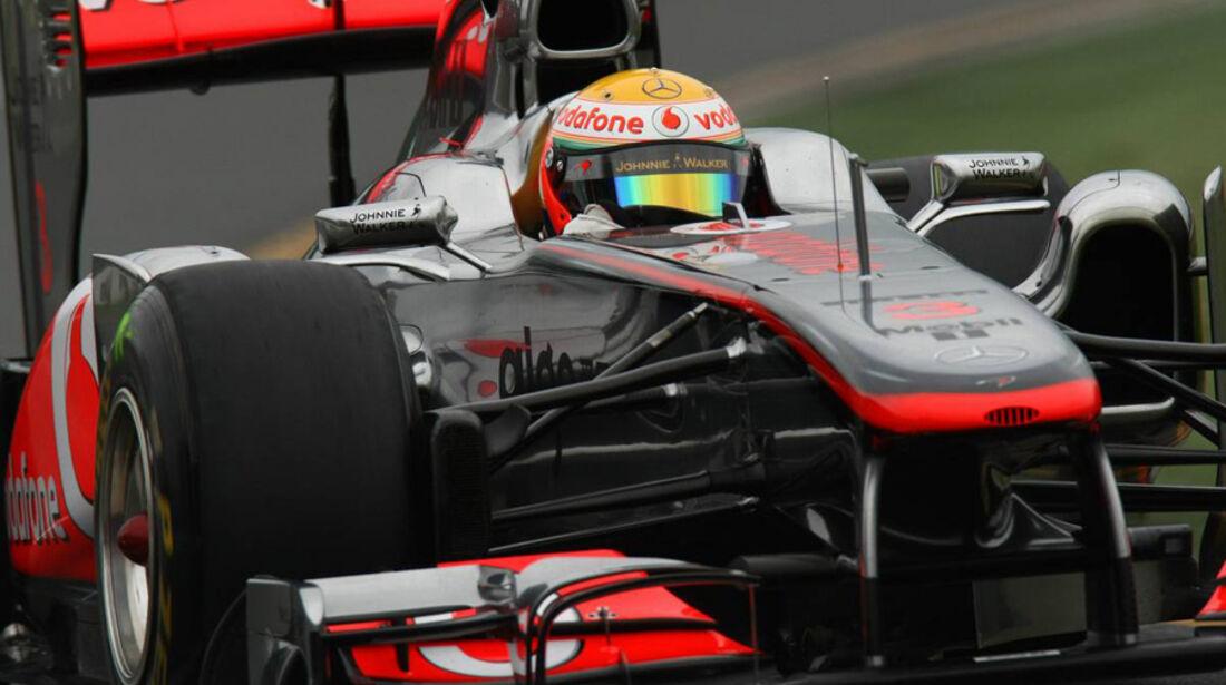 GP Australien 2011 - Formel 1