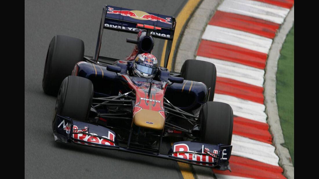 GP Australien 2011 - Freies Training