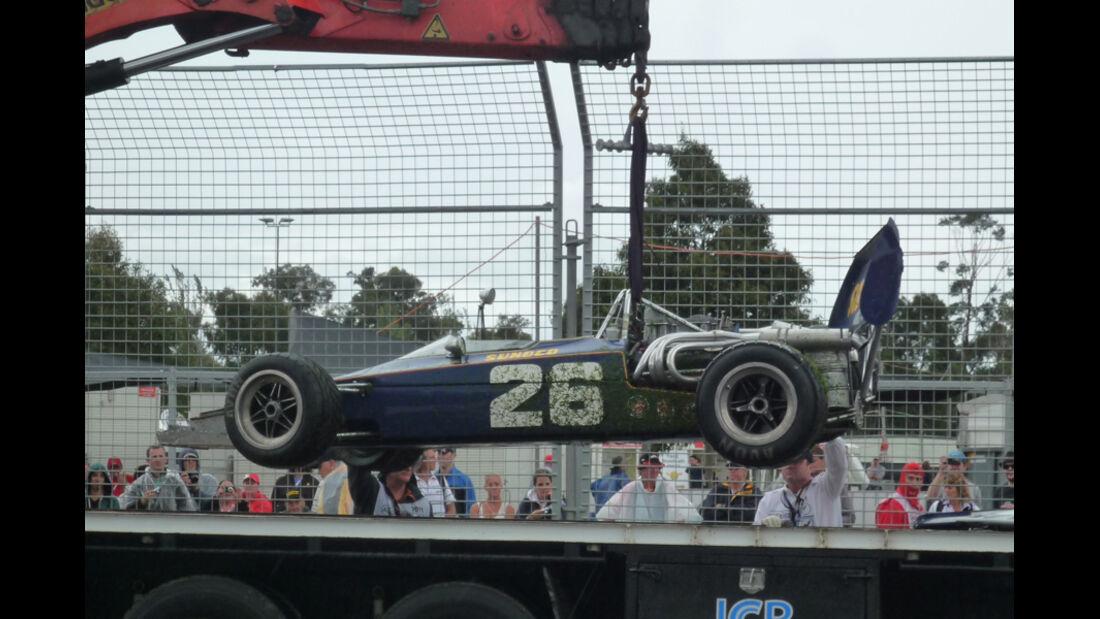 GP Australien 2011 - Impressionen