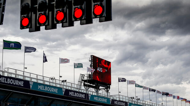 GP Australien 2020 - Absage - Symbolbild