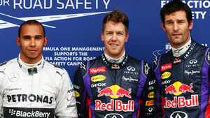 GP Australien Quali Top 3 2013