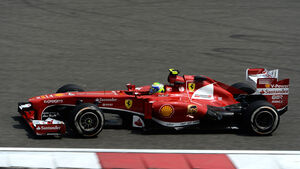 GP Bahrain 2013 Felipe Massa