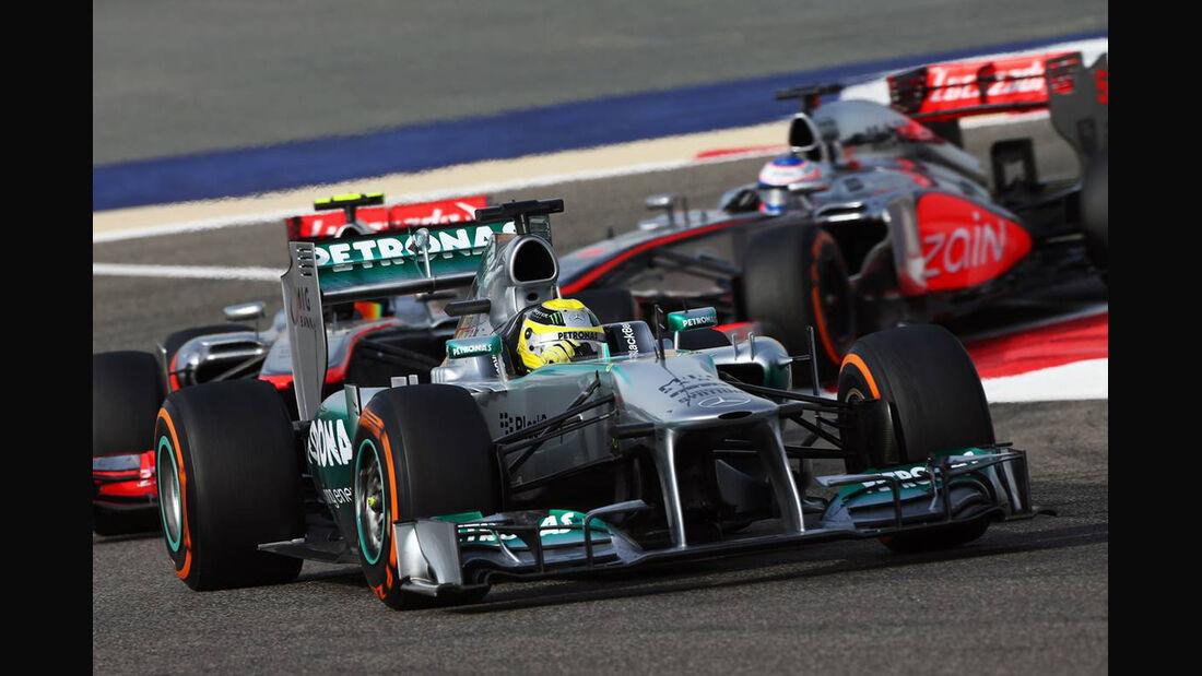 GP Bahrain 2013 Nico Rosberg