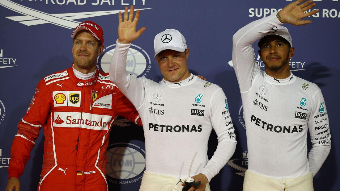 GP Bahrain 2017 - Qualifying