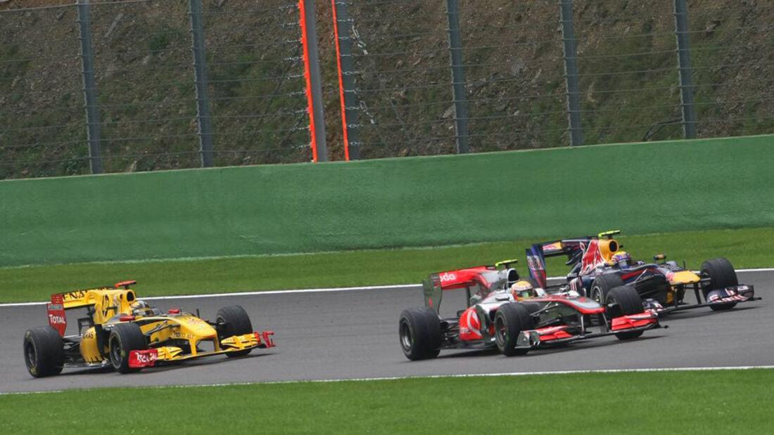 GP Belgien 2010