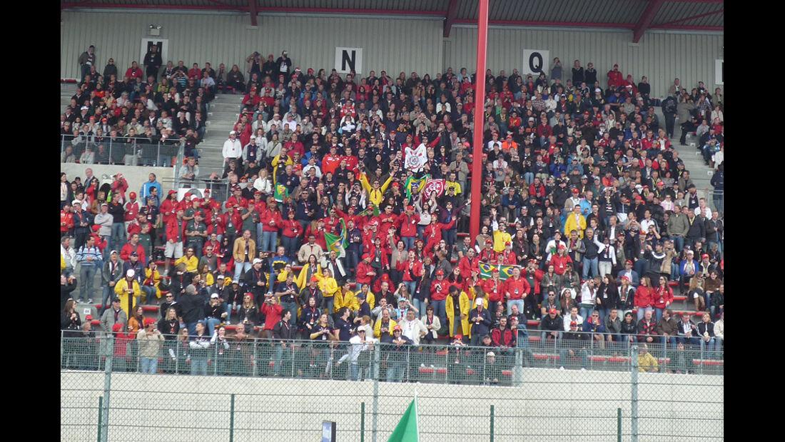 GP Belgien 2010 - Impressionen