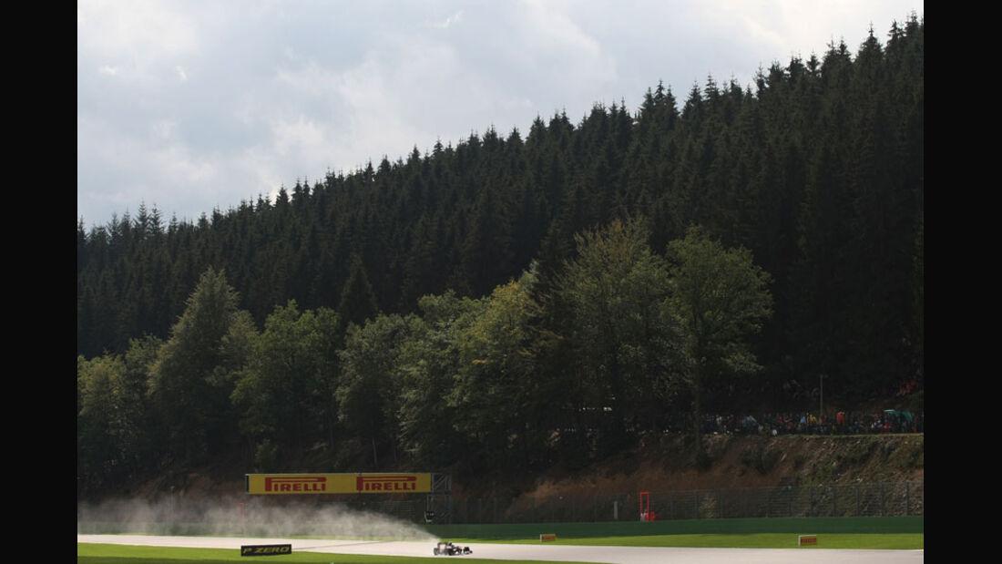 GP Belgien - Qualifying - 27.8.2011