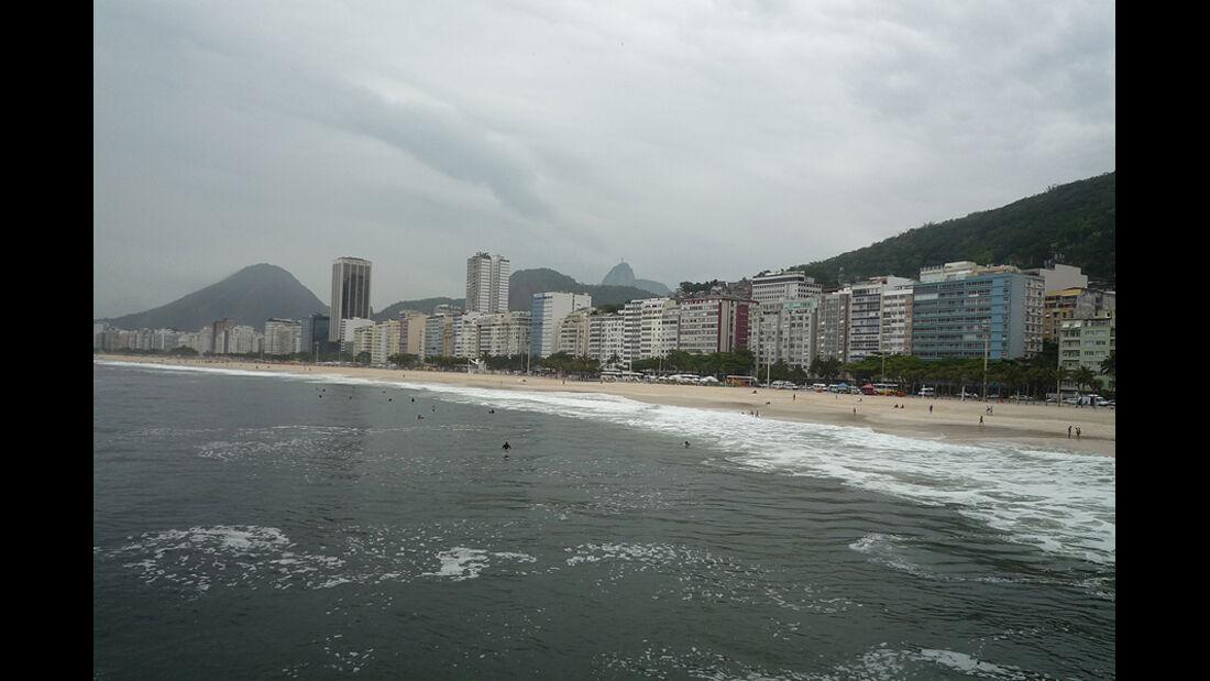 GP Brasilien 2010 - Impressionen
