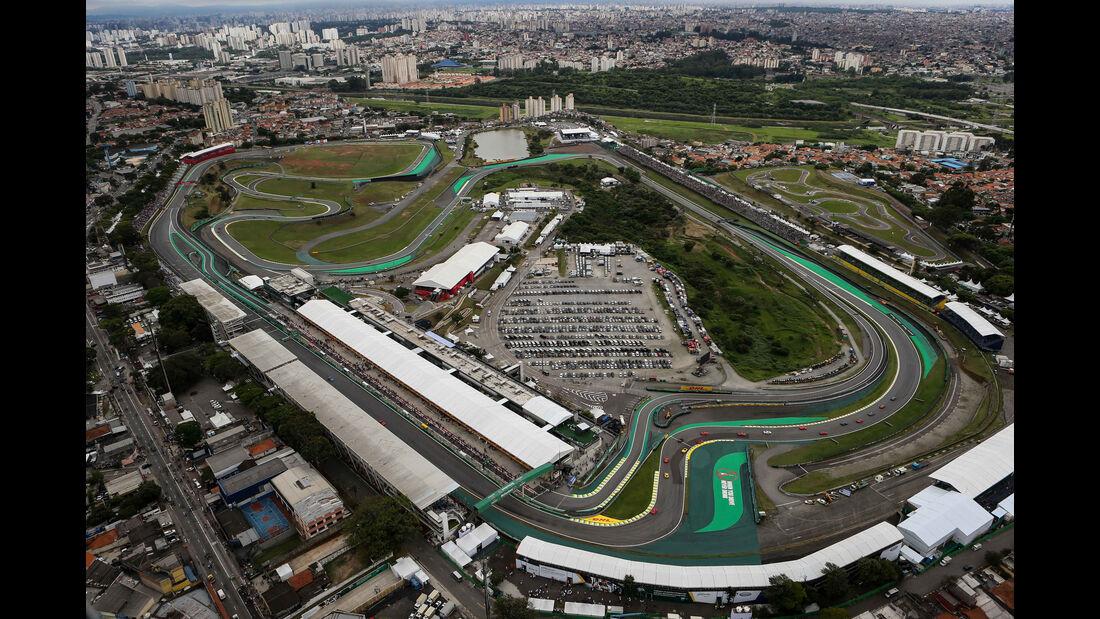 GP Brasilien - Impressionen