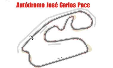 GP Brasilien - Interlagos - Formel 1