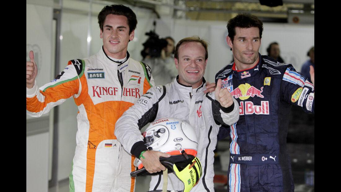 GP Brasilien Qualifying