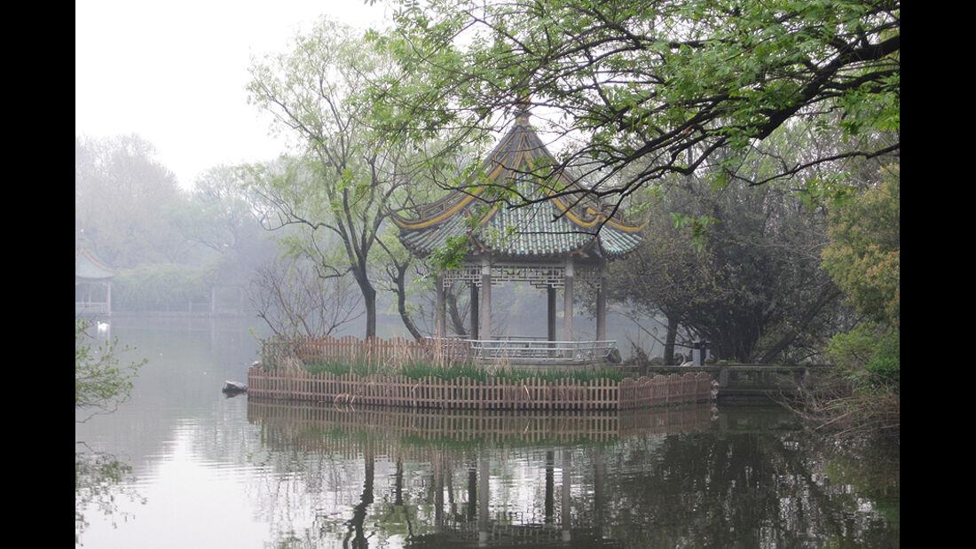 GP China 2010 - Impressionen
