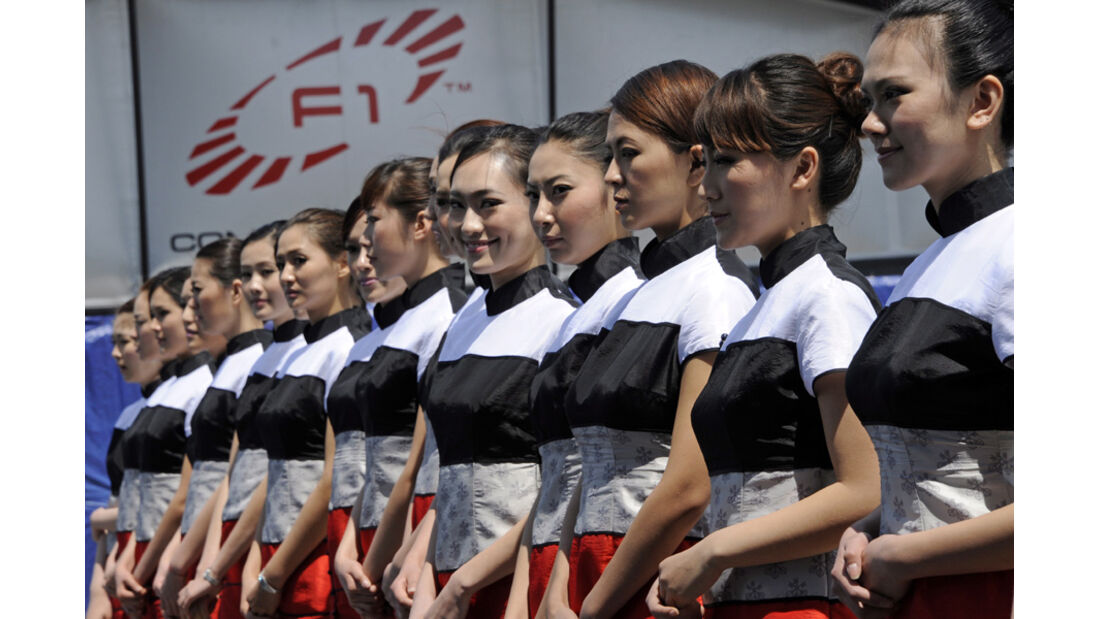 GP China 2011 Girls