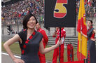 GP China 2012 Grid Girls