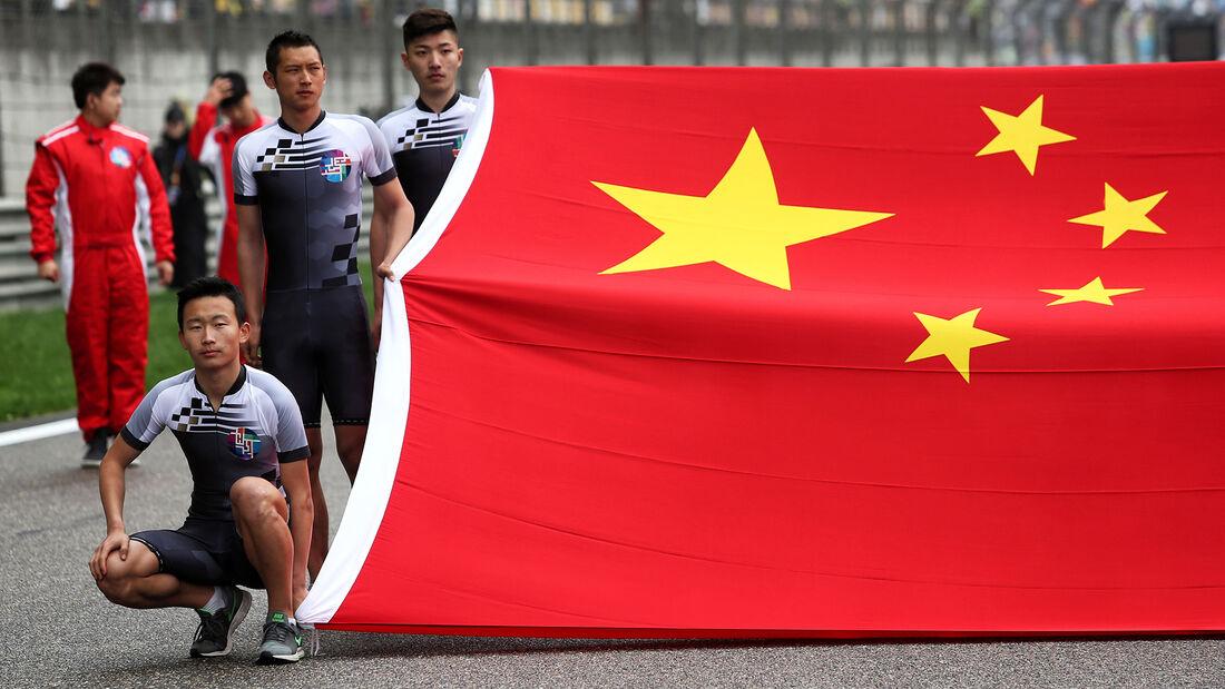 GP China 2019