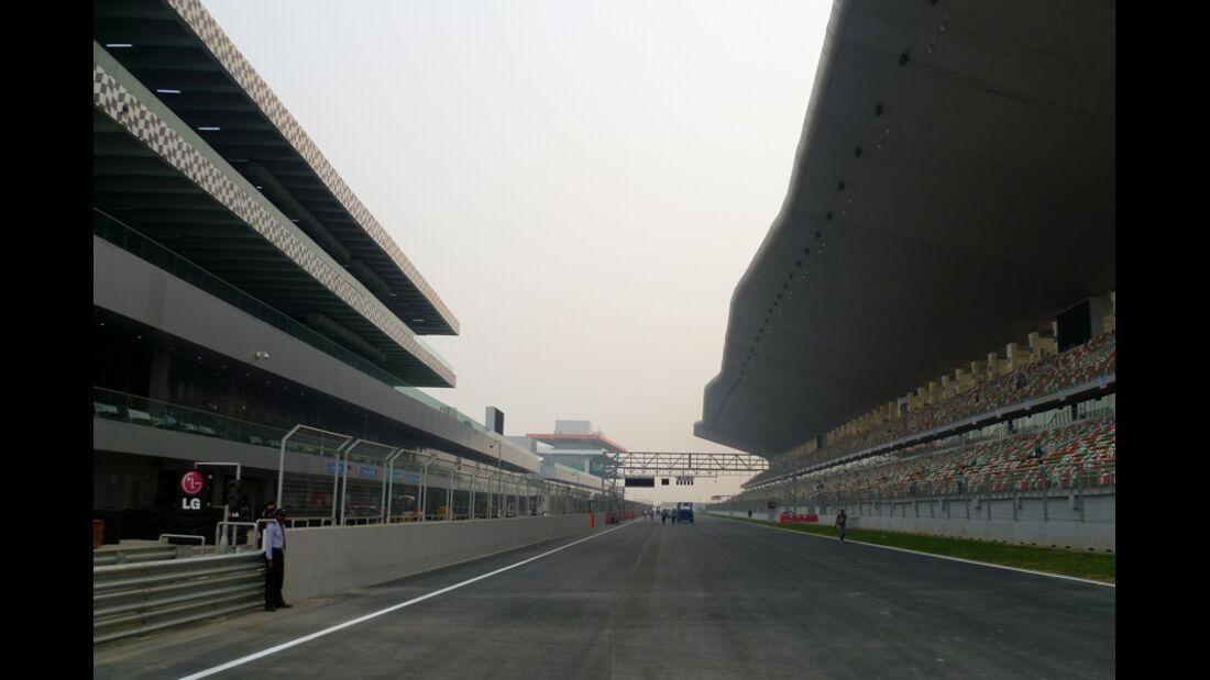 GP Dehli 2011 - Impressionen