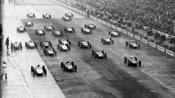 GP Deutschland 1962 - Nürburgring