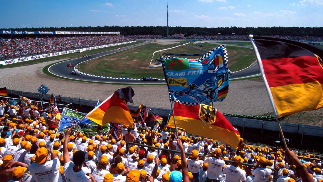 GP Deutschland 1995