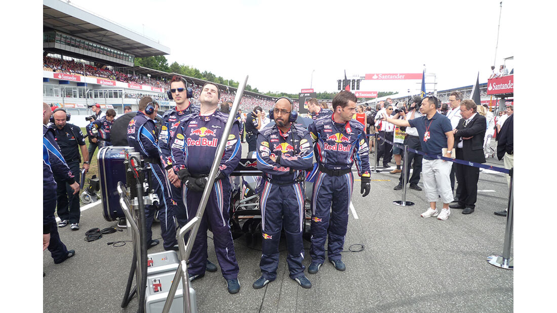 GP Deutschland 2010 - Impressionen