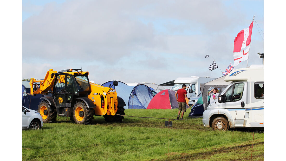 GP Engand 2012 Silverstone Chaos
