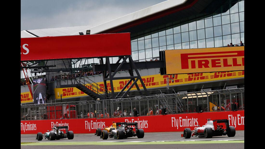 GP England - Silverstone - Formel 1 - Freitag - 8.7.2016