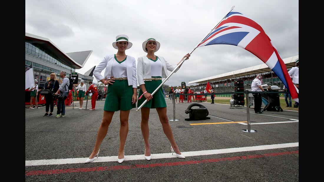 GP England - Silverstone  - Formel 1
