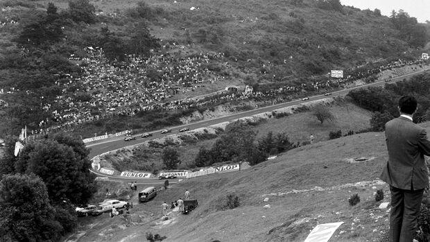 GP Frankreich 1965 - Clermont Ferrand