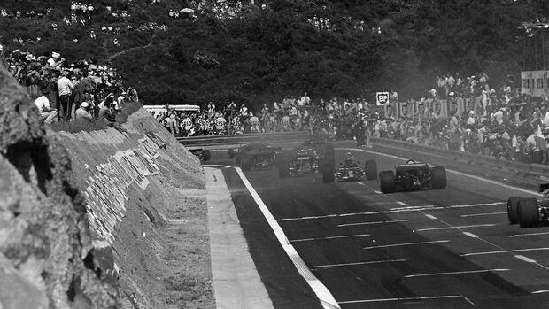 GP Frankreich 1969 - Formel 1
