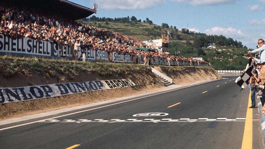 GP Frankreich 1970 - Clermont Ferrand