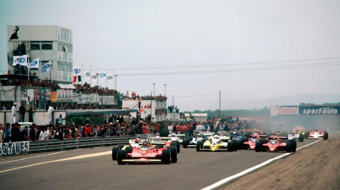 GP Frankreich 1979 - Dijon