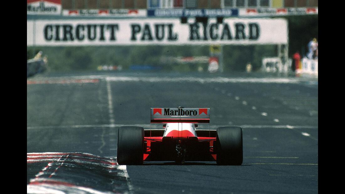 GP Frankreich 1985 - Paul Ricard