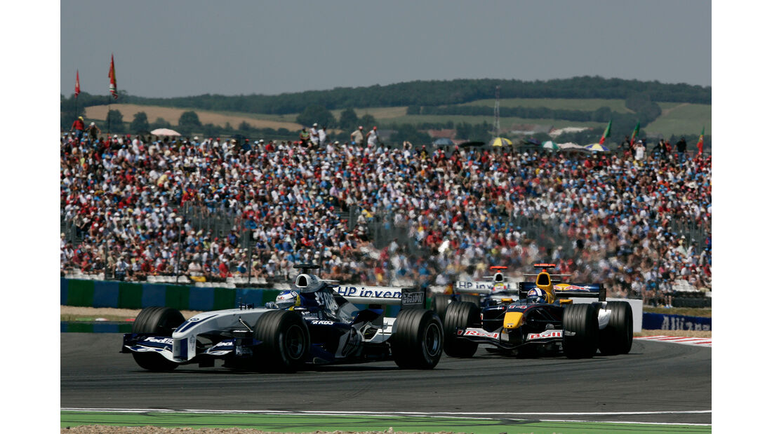 GP Frankreich - Magny Cours