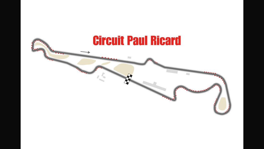 GP Frankreich - Paul Ricard - Formel 1