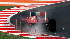 GP Indien 2011 Fernando Alonso