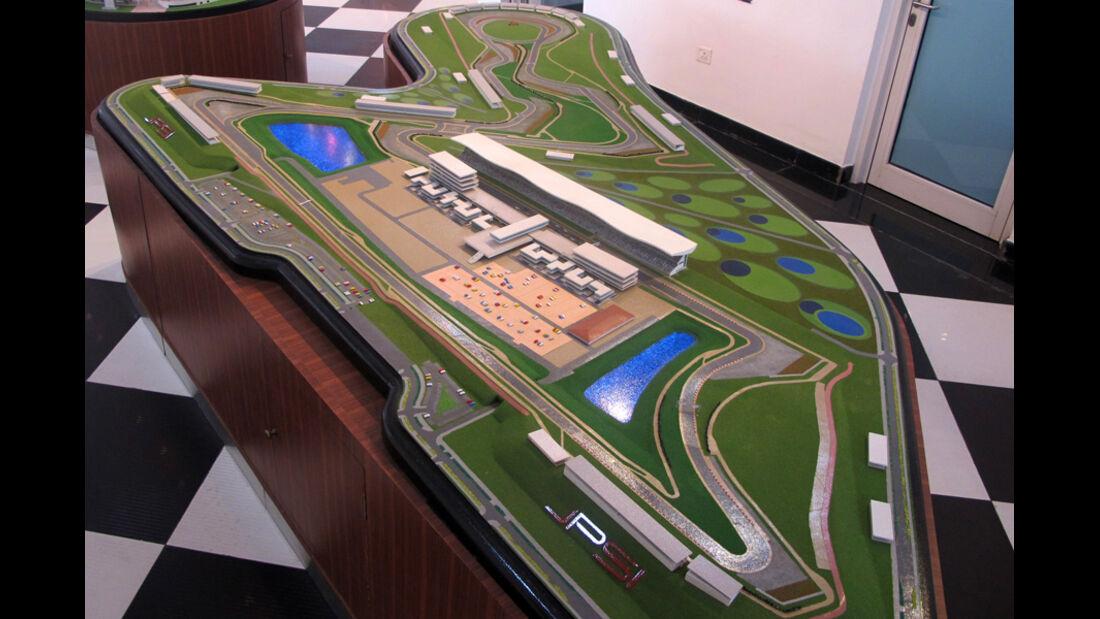 GP Indien 2011 Modell