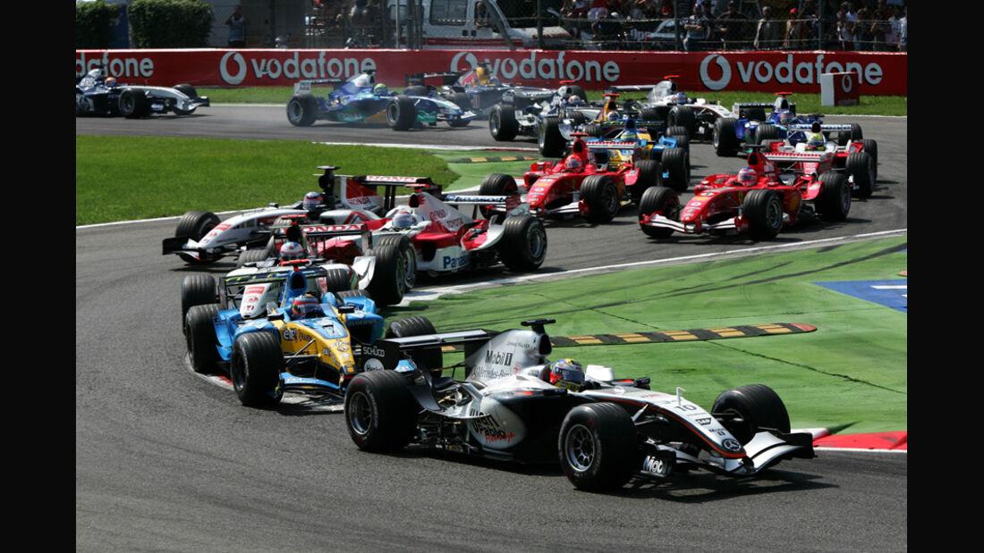 GP Italien 2005