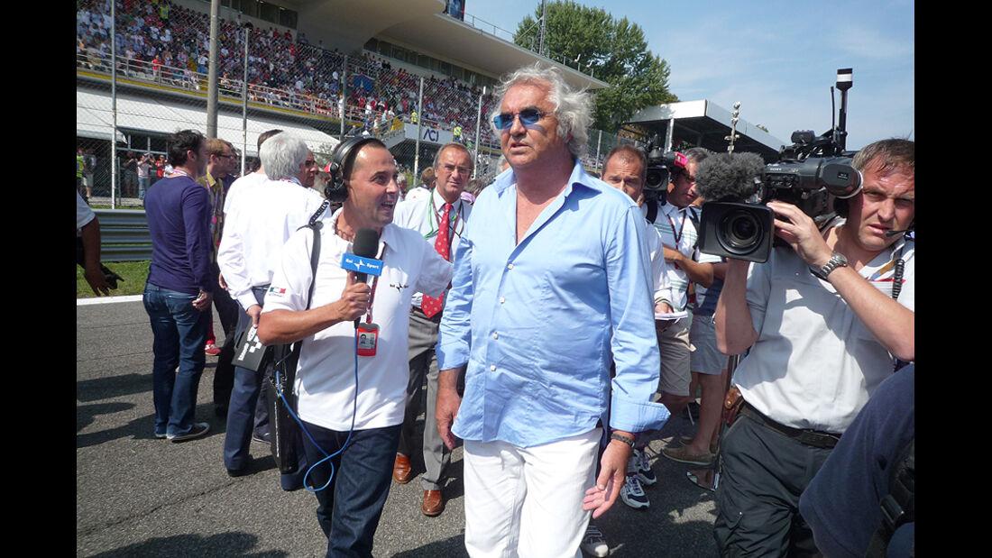 GP Italien 2010 - Impressionen
